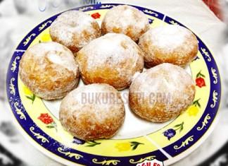 Resepi Donut Topping Oreo